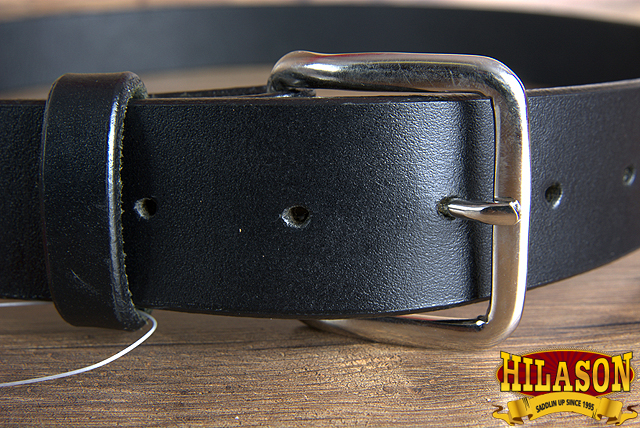 Leather Gun Holster Belt Western Tough Hand Made Buffalo Hide U-9-10