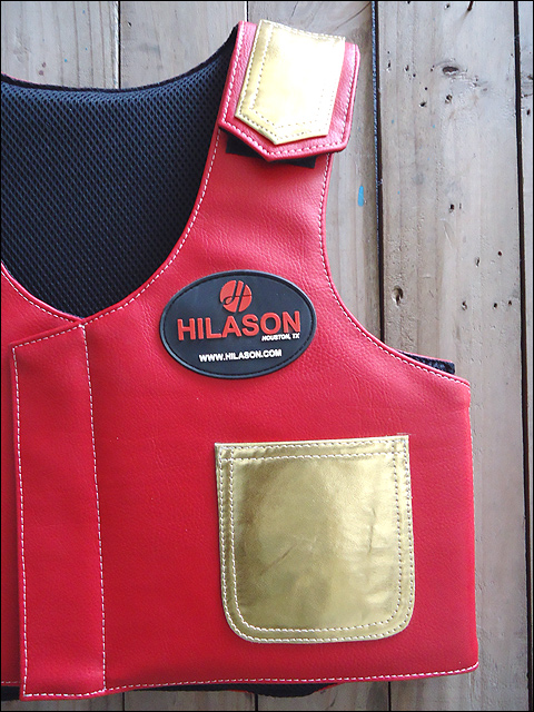 Hilason Kids Junior Youth Bull Riding Pro Rodeo Leather