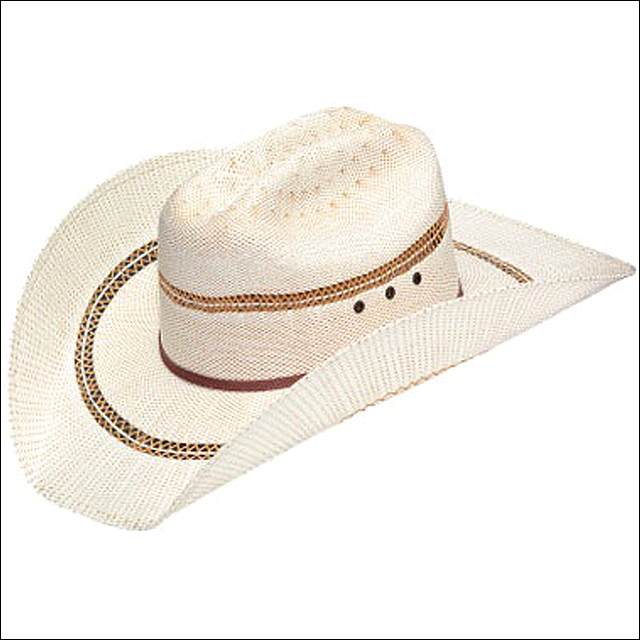 X LARGE M F WESTERN ARIAT YOUTH STRAW COWBOY HATS GOLD W  RIBBON BAND 2b5fb3df9ac