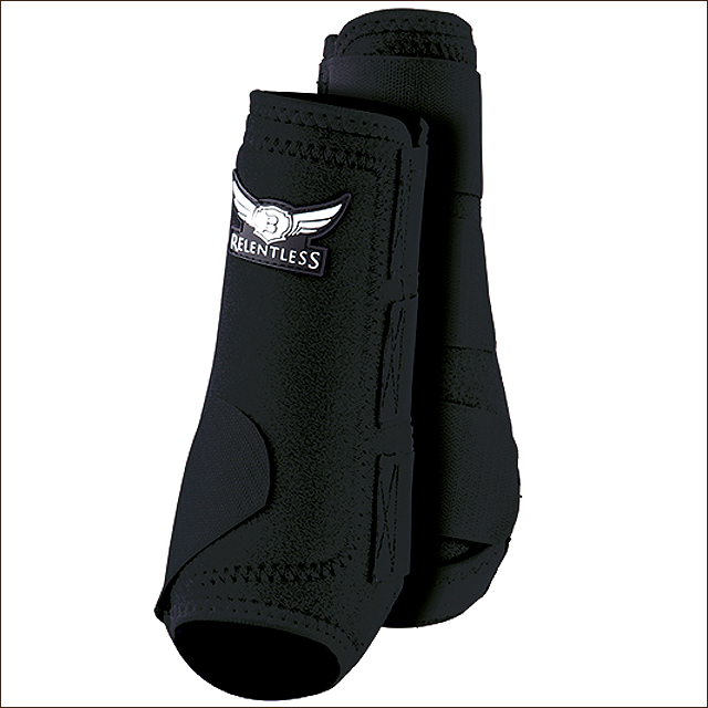 U-TREVOR-RELENTLESS-ALL-AROUND-FULL-FLEX-HORSE-SPORT-STYLE-HIND-REAR-BOOTS-PAIR miniature 4