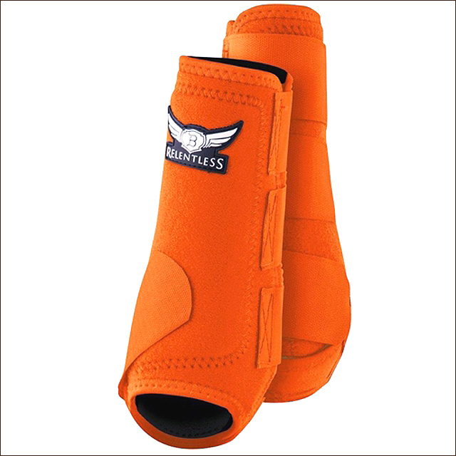 U-TREVOR-RELENTLESS-ALL-AROUND-FULL-FLEX-HORSE-SPORT-STYLE-HIND-REAR-BOOTS-PAIR miniature 10