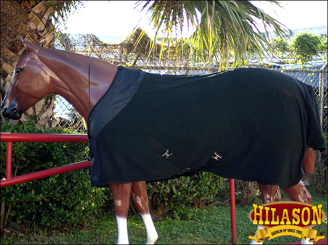 HILASON RUG HEALING THERAPEUTIC HORSE INFRAROT THERMAL RUG HILASON FLEECE SHEET WINTER c0aa05