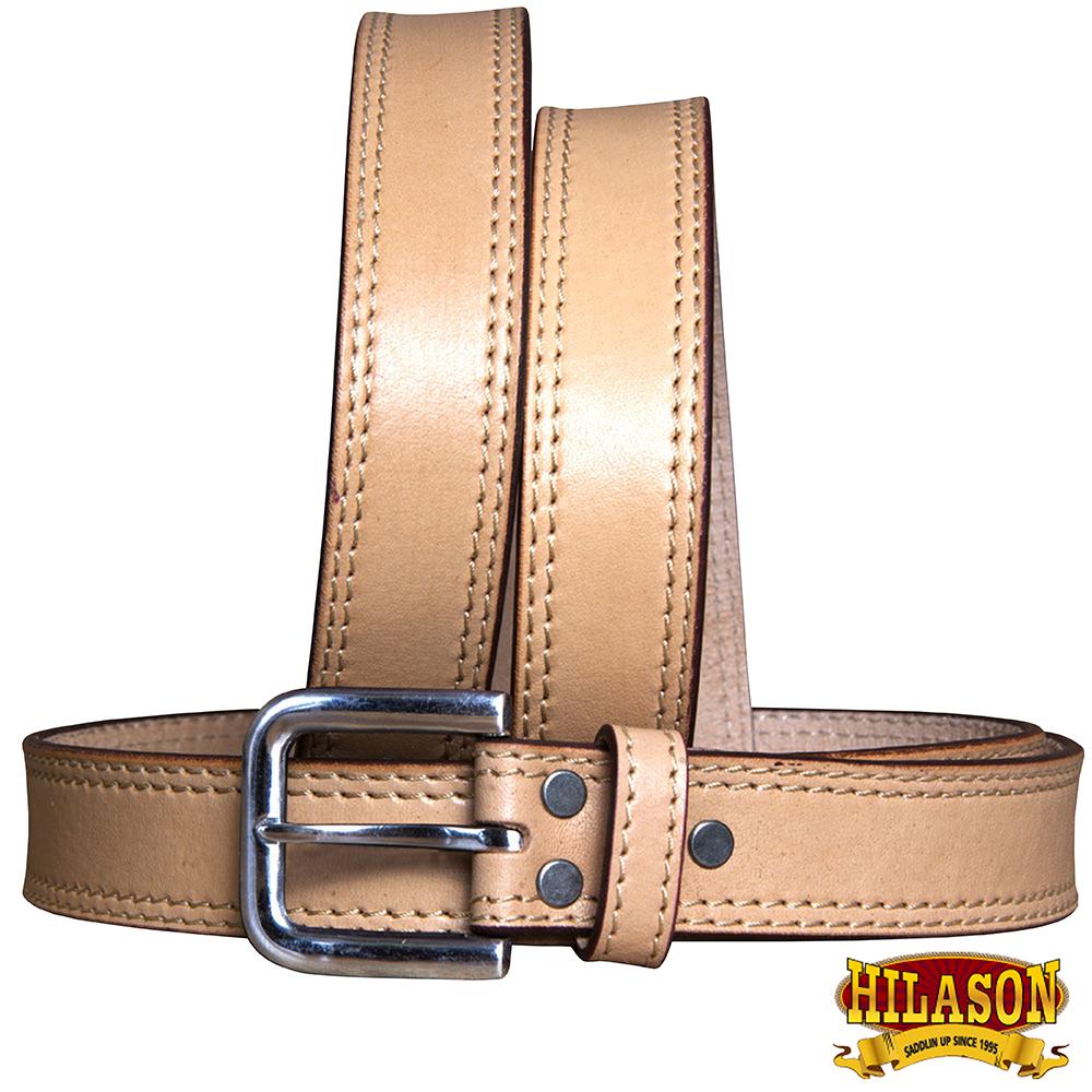 C-3-44 44 Leather Gun Holster Belt Carry Heavyduty Western Men Concealed Hilason