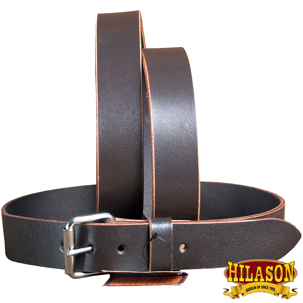 "U--MX1 U-Hilason 1.5/"" Concealed Carry Heavyduty Leather Gun Holster Work Belt"