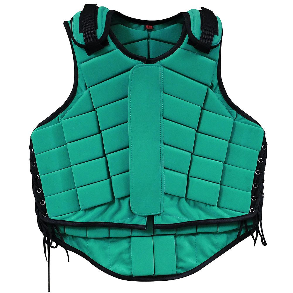 U-2-MX HILASON ADULT SAFETY EQUESTRIAN EVENTING PROTECTIVE PROTECTION VEST HORSE