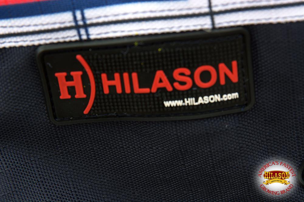 """66/"""" 84/"""" Hilason 1200D Winter Waterproof Horse Blanket Surcingle Belly Wrap U-L"""