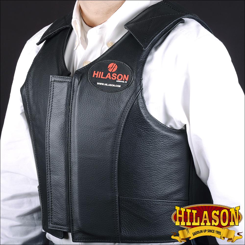 Hilason Leather Bareback Adjustable Pro Rodeo Horse Riding Bundling 3 Maroon S